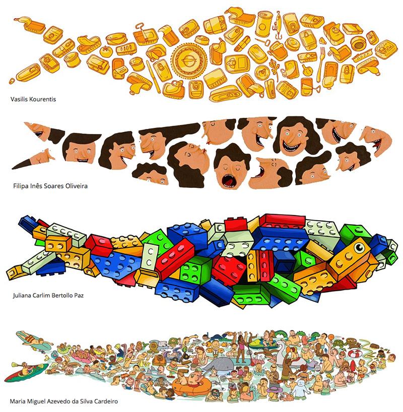 sardina-oggetti